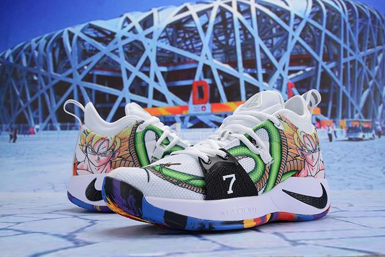 99bbef5d57e6 Nike PG 2 Plus White Colors Shoes  NS5770  -  77.00   Kobe And KD ...