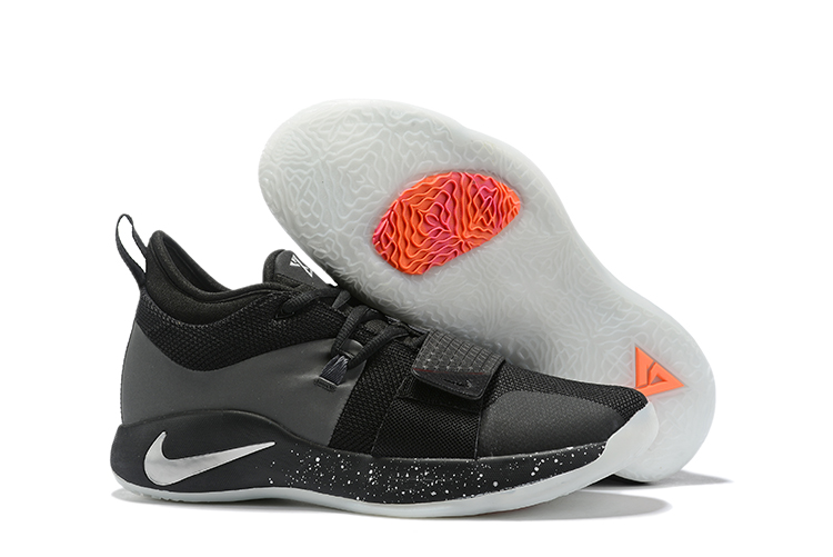 2019 Nike PG 2 Plus Black Sliver
