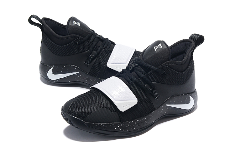 Nike PG Two Plus Black White Shoes