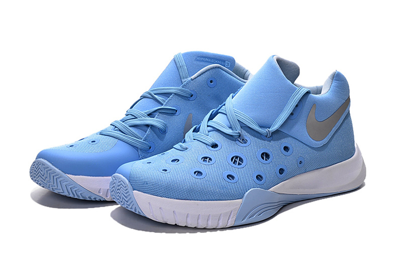 Nike Paul George 2016 Baby Blue White Basketball Shoes