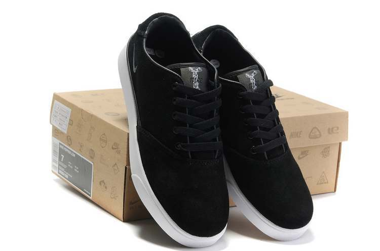 Nike Pepper Low Black Grey Shoes
