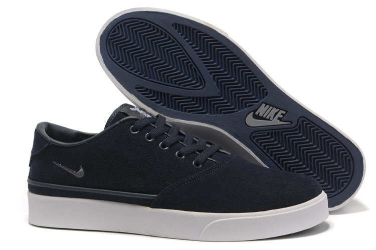 Nike Pepper Low Blue Grey Shoes