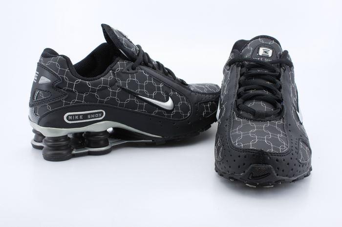 Nike Shox Moster Black Grey