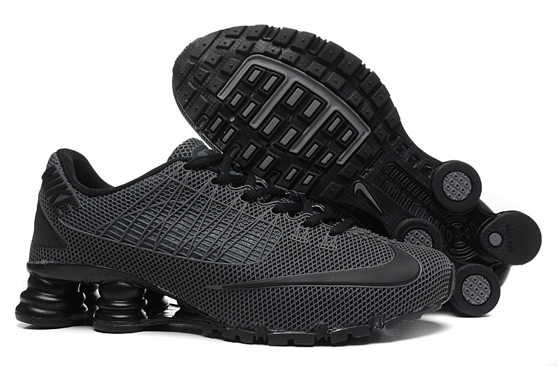 Nike Shox Turbo 21 All Black Shoes