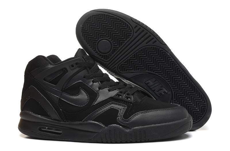 Nike West 2 Low All Black Shoes