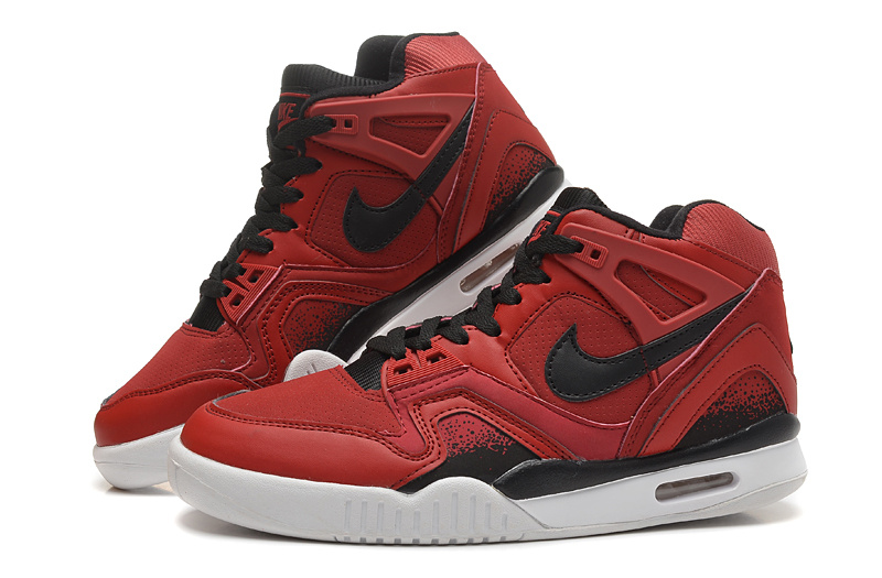 Nike West 2 Low Dark Red Black White Shoes