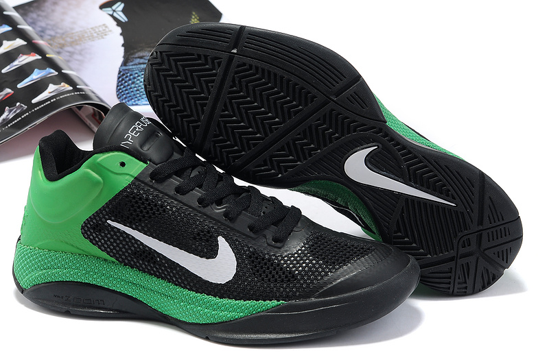 2014 Nike Hyperdunk XDR Low Black Green