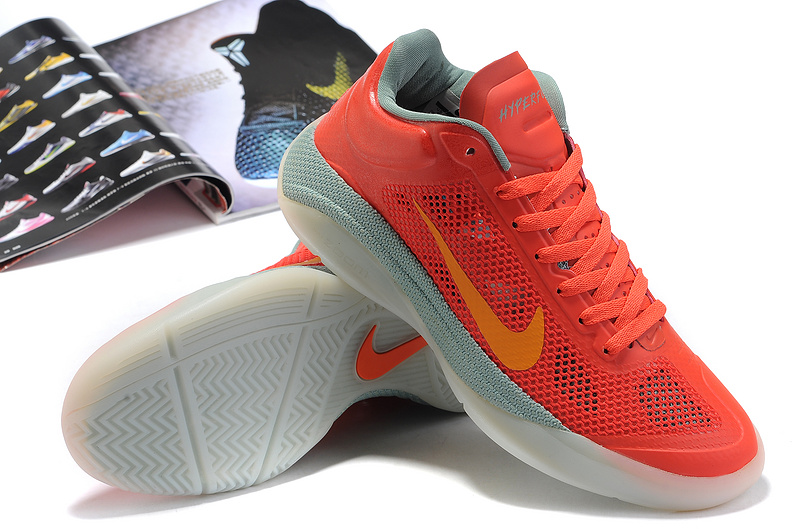 2014 Nike Hyperdunk XDR Low Pink Orange
