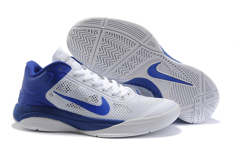 2014 Nike Hyperdunk XDR Low White Blue
