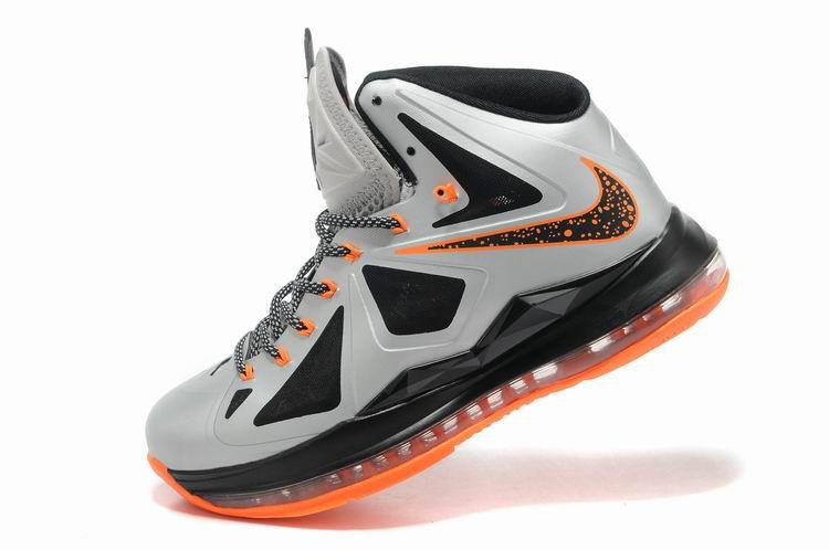 LeBron James Unveils Nike LeBron 10's