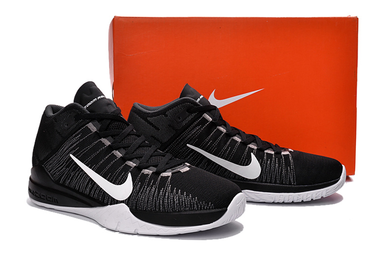 Nike Zoom ASCENTION 2016 Black White Shoes
