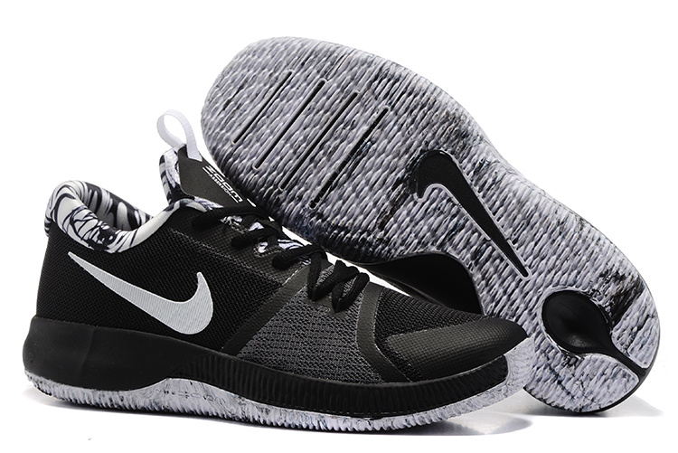 Nike Zoom Assersion EP Black Grey Shoes