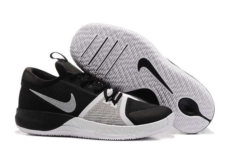 Nike Zoom Assersion EP Black White Shoes