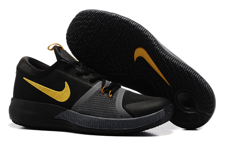 Nike Zoom Assersion EP Black Yellow Shoes