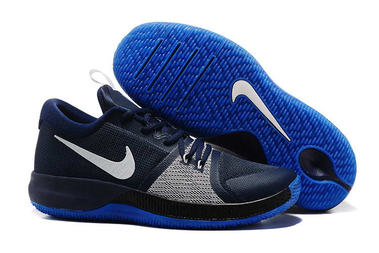 Nike Zoom Assersion EP Deep Blue White Shoes