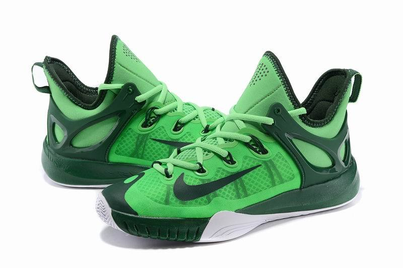 Nike Zoom HyperRev 2015 Paul George Green Shoes