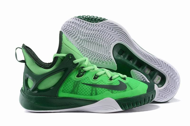 nike zoom hyperrev 2015 paul george green shoes nike4112