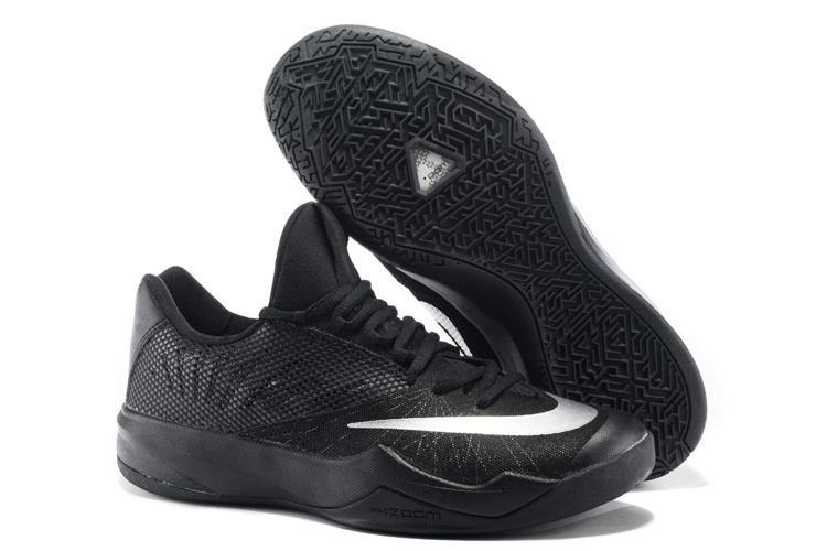 Nike Zoom Run The One All Black Shoes