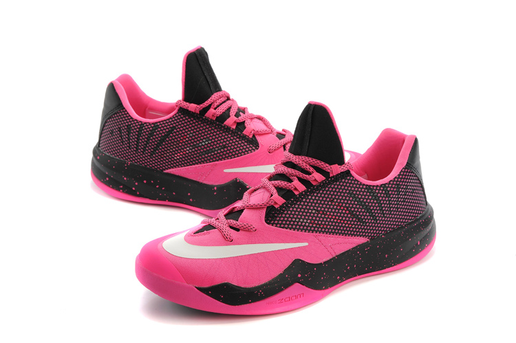 Nike Zoom Run The One Pink Black Shoes