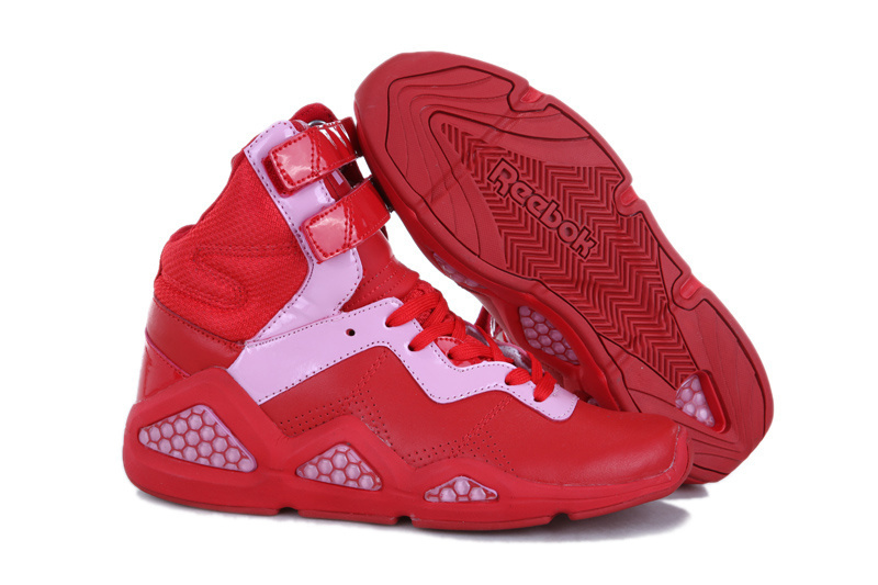 Womens' Reebok CL Chi Kaze Red Pink Shoes
