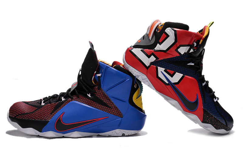 What The LBJ12 Of Nike Lebron 12 Shoes