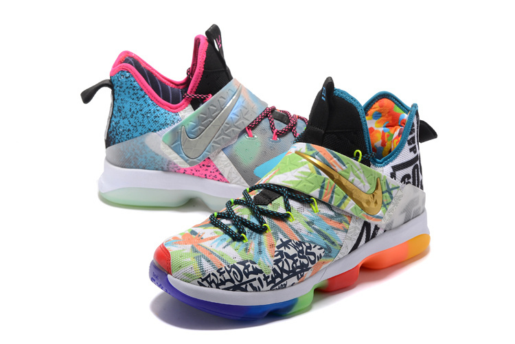 What The LeBron of Lebron 14 Shoes