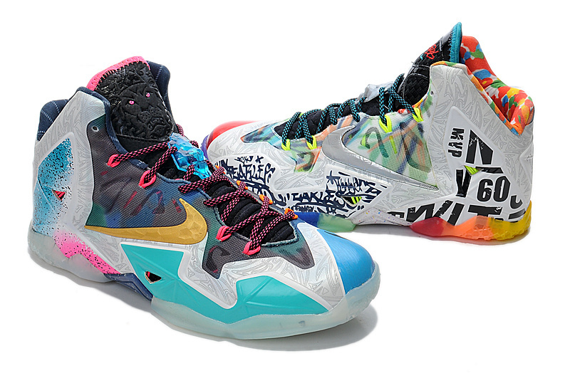 What The Lebron Of Lebron James 11 Shoes