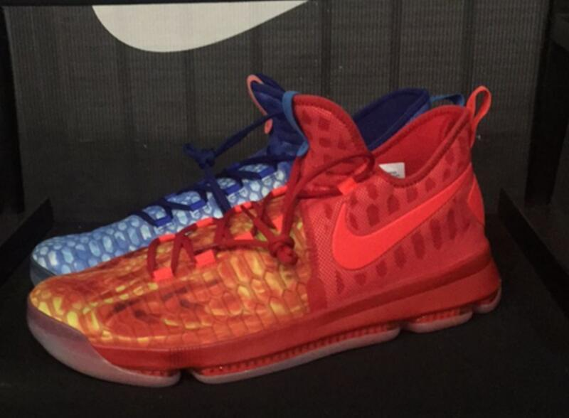 What the KD Of Kevin Durant 9 Shoes