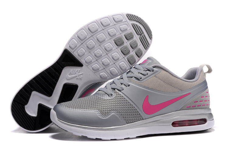 2016 Women's Nike Air Max 87 III Grey Pink