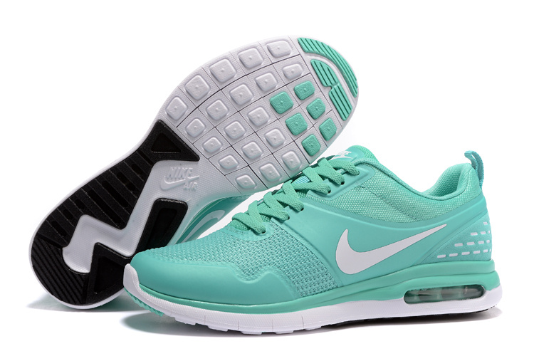 2016 Women's Nike Air Max 87 III Light Green White