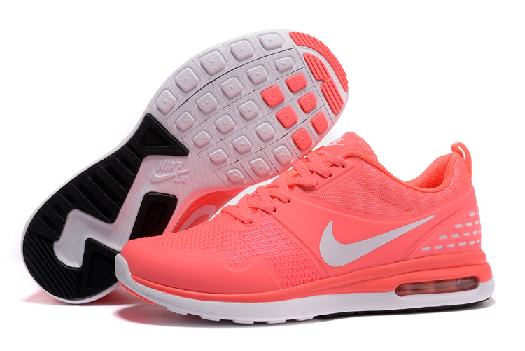 2016 Women's Nike Air Max 87 III Pink White