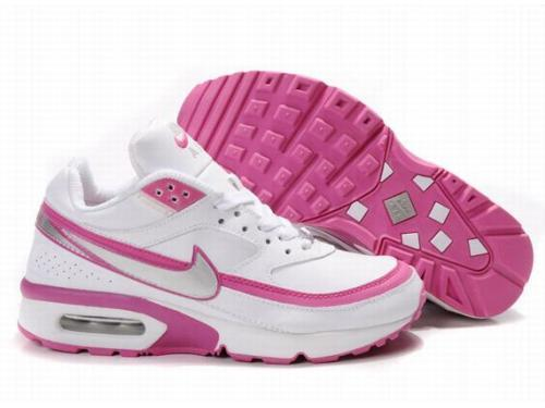 2016 Women's Nike Air Max BW White Pink