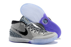 Women Nike Kyrie 1 Grey Basketball Shoes
