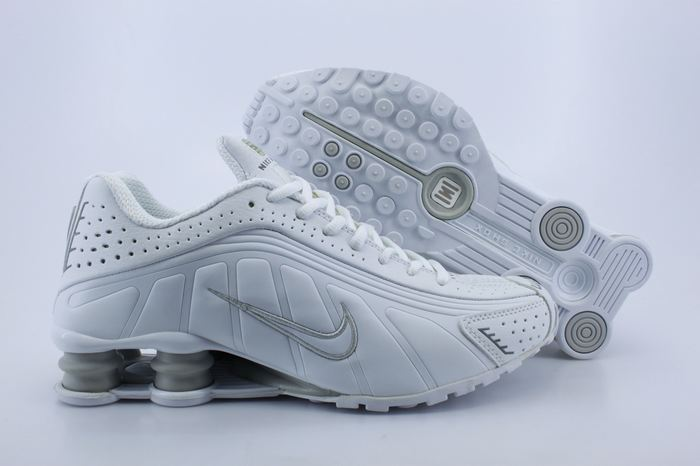 ... TLX -1807011-wholesale price womens nike shox white and grey Cheap  Wholesale . 8bf1a3fea