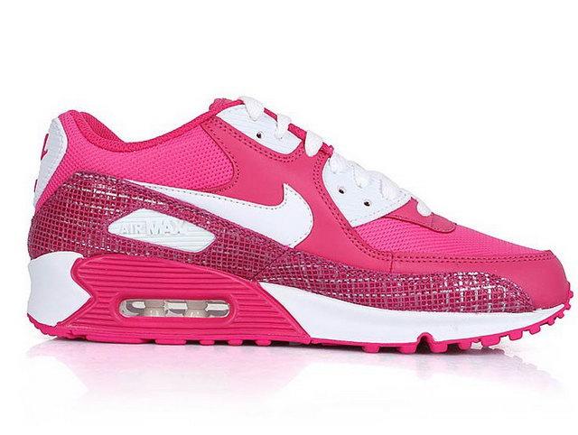 nike air max pink 90