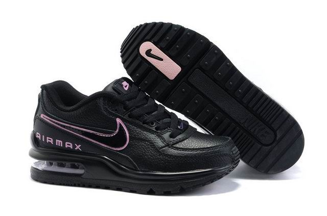 Womens Nike Air Max LTD Black Pink Shoes